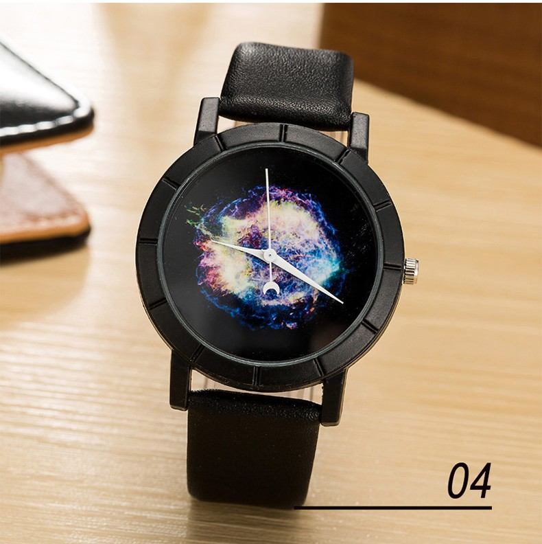 Shinning Starry Sky Fashion Watch For Her 04