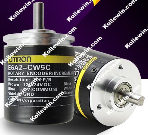 E6A2-CW5C 10P/R rotary encoder .<br>