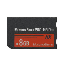 8GB High Speed MS Memory Stick Pro Duo Card Storage for Sony PSP 1000/2000/3000 Game Console