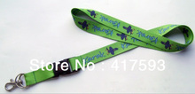 custom flat printed logo cheap lanyards,promotion discount color printed lanyards,20MM customized strip(China)