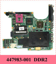 For HP dv9000 DV9500 DV9700 447983-001 Laptop Motherboard Mainboard DDR2 100% Tested