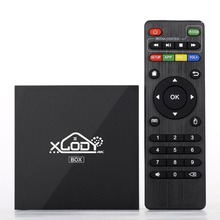 Brand XGODY X96 Android 6.0 Smart TV Media Player 2GB 16GB Amlogic S905X Quad Core Wifi 2.4G HD 4K Kodi 17.1 TV Set Top Box(China)