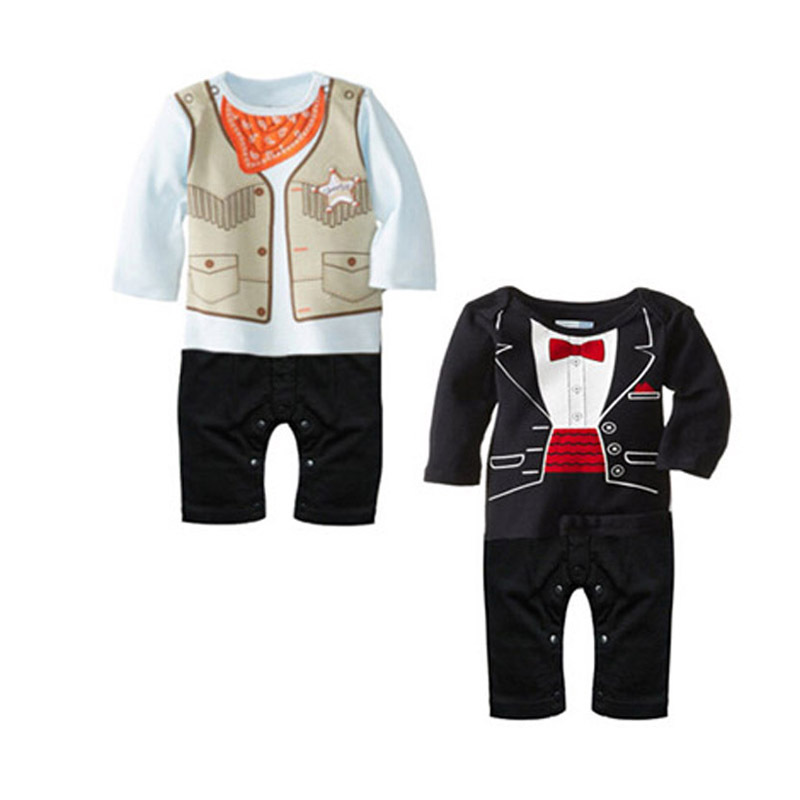 Oneasy 2017 Fashion Baby Romper Long Sleeve Baby Girl Jumpsuit benfica jersey Children Warm Overalls Gentleman Baby Romper for N<br><br>Aliexpress