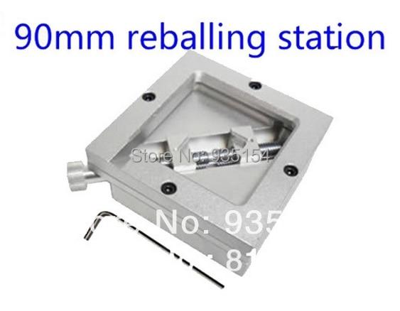 90*90mm bga reballing station,universal bga solder station/reball station.for bga rework station<br><br>Aliexpress