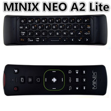 MINIX NEO A2 Lite Fly Air Mouse 2.4Ghz Wireless Keyboard Six-axis Multi-OS support For Android Smart TV Box PC Remote Controller