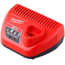 Battery charger for Milwaukee M12 48-59-2401 48-11-2402  12v battery charger for milwaukee tool