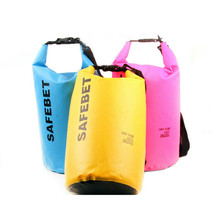 Outdoor Sports Portable Waterproof Diving Bag Dry Swimming Bags Rafting Bag Travel Kits Shoulder Camping Hiking Bags 5L 10L 20(China)