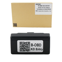Original B-OBD KD Entry for Smartphones to Car Remotes Entry Best Choice For Smart Phone Key Support Android and IOS(China)