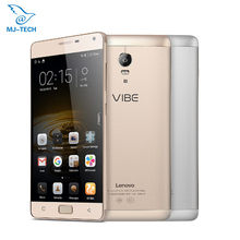 Lenovo Vibe P1c72 3G 16G 5000mah MSM8939 Octa core Android 6.0 OS  5.5 inch 1920x1080 fdd 4g Smart cellphone
