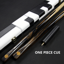 Brand one piece  snooker cue 9.8mm  cue tips 145cm handmade Ash wood Shaft Billiard pool cues Single Billiards Stick