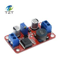 Free shipping 1PCS DC-DC power supply module boost module step-up voltage converter Voltage regulator XL6019 adjustable output