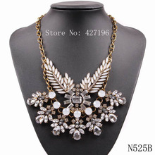 2017 Chinese Yiwu Market New Fashion Product Statement Exquisite Mini Leaf New Designed Gold Necklace Jewellery For Women