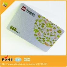 (1000pcs/lot)CR80 both side printing magnetic strip panel plastic cards/magnetic PVC cards,magnetic business cards(China)