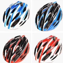 5 Color 210g Adjustable Ultralight Integrally-molded Net EPS+PC Cycling Helmet Unisex Racing Safety Head Protector Bike Helmets