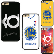JR0504 Kevin Durant Jersey Golden State Hard Cell Phone Case Cover Fits For Samsung s3 s4 s5 s6 s7 s8 s8 plus Note 8 #T0075(China)