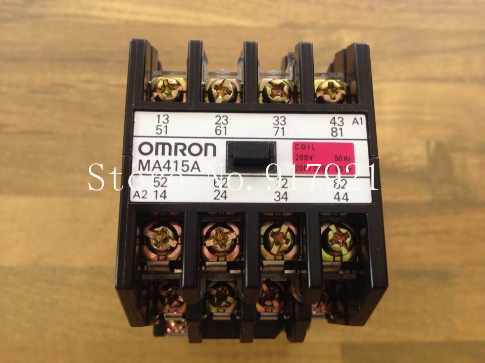 [ZOB] Original authentic original original MA415A 2244 200-220VAC relay  --5pcs/lot<br>