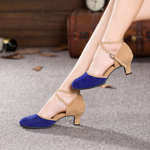 6 Colors Popuplar High Quality Latin Dance Shoes for Women Ballroom Dancing Shoes Tango Salsa Dance Shoes Ladies