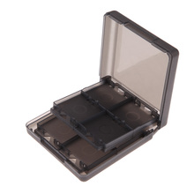 Hot Sale Black 16-in-1 Game Card Case Holder Storage for Nintendo DS DSI LL/XL  High Quality NI5L