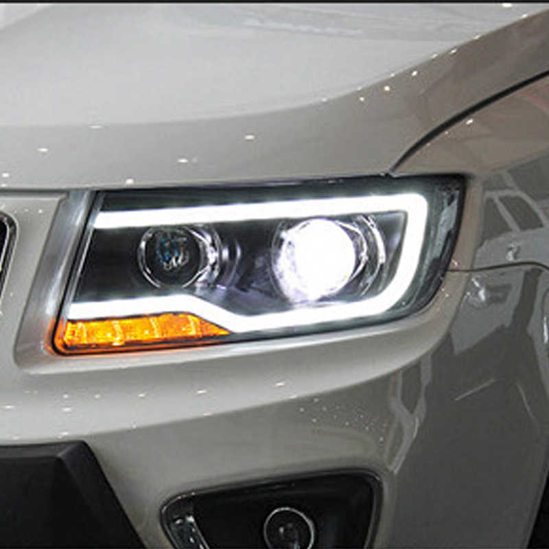 2015 Jeep Grand Cherokee Led Headlights
