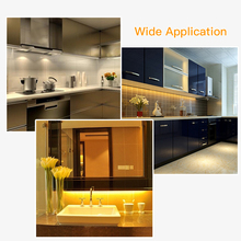 LED Under Cabinet Light Kitchen Light LED bar light 4 PCS with Dimmer SMD2835 All Accessories Included for Cloakroom Kitchen(China)