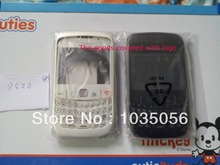 Complete Set For BlackBerry Curve 8520 Full Housing Cover Case With Keyboard Replacement Parts With Tracking NO