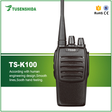 Free Shipping 136-174Mhz or 403-470MHZ  Clear Sound Cheap FM Transceiver TSSD TS-K100