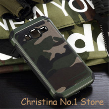 For Samsung Galaxy Core Prime G360F G360G G360H Win 2 Duos G360BT G361H Camouflage Heavy Duty Armor Case Shockproof Hybrid Cover