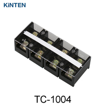 TC-1004 100A / 4P high temperature and high current copper terminal blocks copper pieces of wiring board