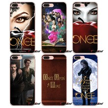 Силиконовый чехол для iPhone X 4 4S 5 5S 5C SE 6 6S 7 8 плюс samsung Galaxy J1 J3 J5 J7 A3 A5 2016 2017 Once Upon A Time book(Китай)