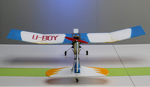 Unique model new plane EPP U-BOY rc airplane model PNP version