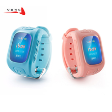 Smart Kids Safe Watch SOS Call GPS WIFI Location Finder Tracker for Child Girls Anti Lost Remote Monitor Wristwatch PK Q50 T58