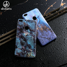 Marble Phone Cases For Huawei P8 Lite 2017 Huawei Honor 8 Lite Case Hard PC & Soft TPU Back Covers For Huawei Nova Lite Cover