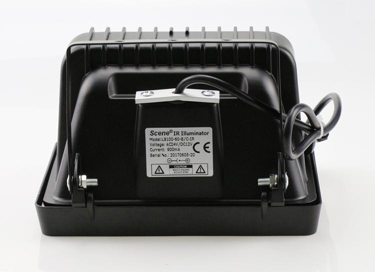 50M IR distance 140Pcs Infrared Leds lamp 850nm Night-vision illuminator for CCTV Camera Free shipping 05