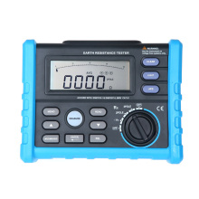 Earth Resistance Ground Resistance Ground AC Voltage Measurement Digital Earth Resistance Meter 2/3pole Modes 0V~200V(China)