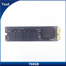 SSD Macbook Laptop A1502 for Pro Retina A1398/solid-State-Disk 768G MZ-KPU768T/OAS 655-1809A
