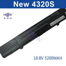 HSW 5200MAH replacement laptop battery forHP ProBook 4320s,4420s,4520s,4525s 587706-751,587706-761,593572-001,593573-001,BQ350AA