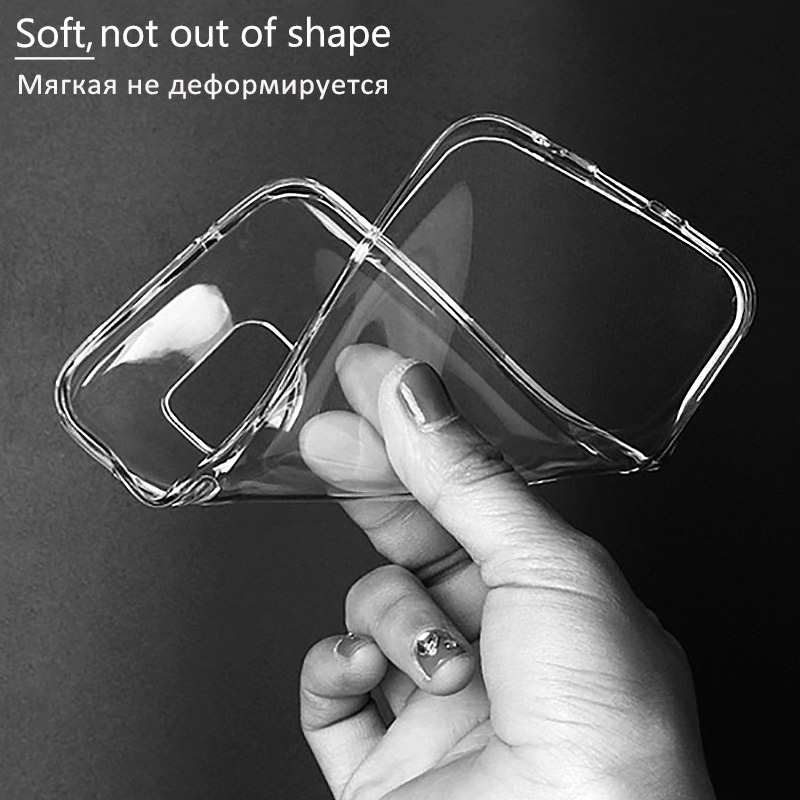 KCLC2903_8_Ultra-thin Transparent Clear Soft Silicone Case For Samsung Galaxy S9