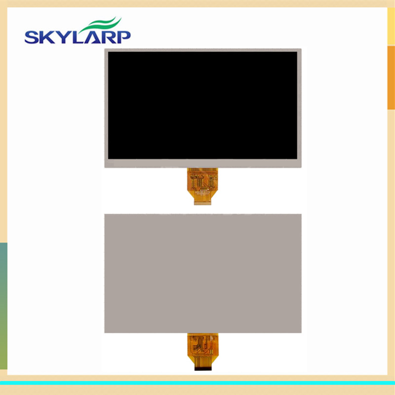 skylarpu 10.1 inch for KD101N7-40NB-A16 V0 FPC,KD101N7-40NB-A17 LCD screen 40 pin display panel (without touch)<br>
