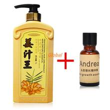 Hair Loss Product Ginger juice anti-hair loss shampoo against dandruff oil control issuance dense hair growth solution Andrea 2(China)