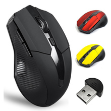 New Updated Version Bluetooth 3.0 Wireless Mouse 800/1200/1600 DPI + Bluetooth EDR Dongle Wireless Adapter USB 2.0 for PC QJY99
