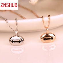 2017 Fashion New Japan Super Fun Marines Silver Sterling Silver Pendant Necklace Pendant Jewelry Wholesale clavicle Yorkshire
