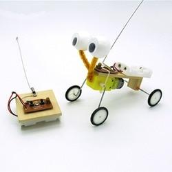 Детский конструктор, модель робота-рептилии