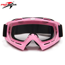 2016 Moto Gafas for ATV MTB DH Outdoor Sport Motorcycle Goggles Eyewear Motocross Goggles Vintage Motorcycle Glasses Men Women