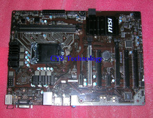 Free shipping for original MSI B150 ICAFE motherboard,Intel B150 / LGA 1151,ATX DDR4,work perfectly