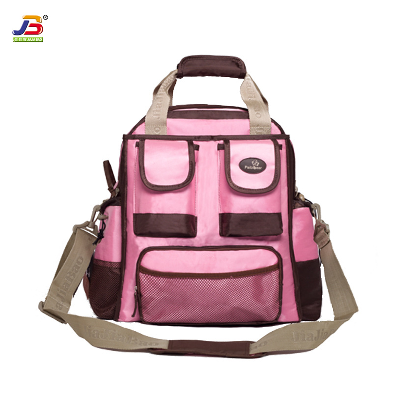 Nappy Bags Baby Care Diaper Backpack Handbag Satchel Multifunctional Changing Bags For Mummy Mommy Mother Bag Stroller JJ0150<br><br>Aliexpress