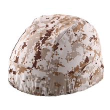 New Military Airsoft Tactical M88 Helmet Cover Outdoor Hunting Paintball Camouflage Helmet Cover Durable Lightweight for Combat(China)