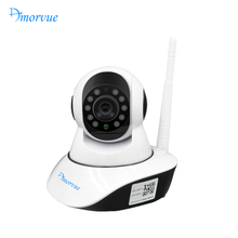 Hot Sale 720P Wireless Wifi Camera Full HD IP Camera IR CUT CMOS Security Surveillance Camera Night Vision Two-way Audio(China)