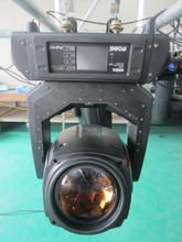 2pcs/lot new product robe pointe sharpy 280w 10r beam spot wash 3 in 1 moving head light with double flight case
