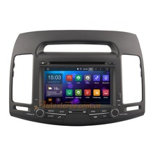 The Latest Quad-core Android 5.1.1 In dash Capacitive Two din Car GPS Navigation System for HYUNDAI ELA