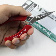 Free PP Proskit 1PK-396B Long Nose Plier (130mm) Wire Cable Cutters Cutting Pliers Repair Hand Tools Electronic